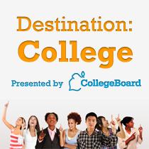 Destination College by CollegeBoard